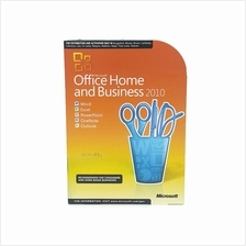 Microsoft Office Home and Business 2010 Retail Package (Used)