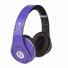 Authentic Monster Beats Studio Headphone Purple