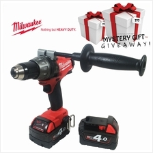 Milwaukee M18 CPD Heavy Lithium Percussion Drill with Hammer 402C