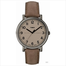 TIMEX T2N957 (M) Original Classic Round Easy Reader leather brown