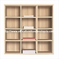 Office Pigeon Hole Cabinet OFME848 furniture damansara mont kiara KL