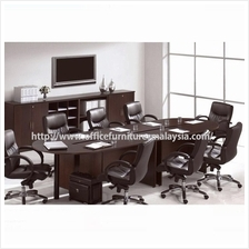 Modern Office Conference Table-Desk OFM4F3825 furniture petaling jaya