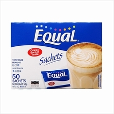 Equal Sweetener Sachets (50's/ pack) - Suitable for Diabetes