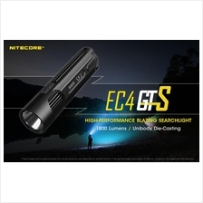 Nitecore EC4GT Limited Edition Cree XP-L HI V3 LED Flashlight