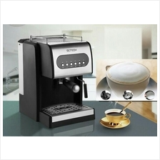 GoTech Coffee Machine Espresso Coffee Maker Full-Auto (Free Grinder)