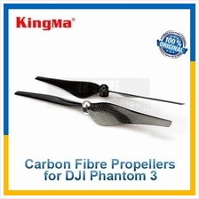 KingMa Carbon Fibre 2 Spare Propellers Blades for DJI PHANTOM 2 3