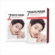 Forencos Song Joong Ki 7 Days Mask - TUESDAY (10pcs)