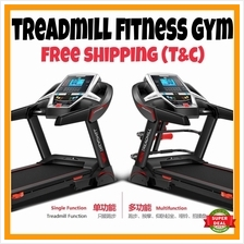 PREMIUM AD-A918 Treadmill Home Fitness Gym Running Walk Exercise NEW