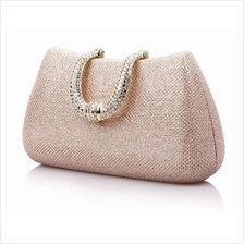 Women Lady Bride Wedding Dinner Elegant Clutch Bag Handbag Wallet