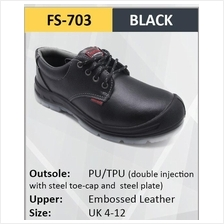 Hercules Safety Shoes Steel Shoes Men Boot Girl Safety Shoes SKU-703