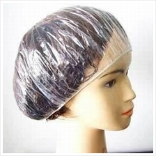 Dis' Plastic Shower Cap (100pcs/pkt)