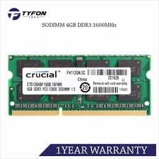 Mix Branded SODIMM 4GB DDR3 1600MHZ PC3-12800 Laptop RAM (Used)
