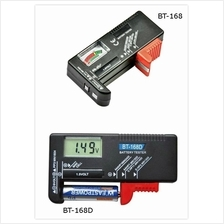 Battery Tester Universal Battery Checker for AA AAA C D 9V 1.5V Button