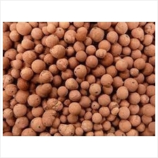Clay Pebbles (LECA) for Hydroponic & Aquaponic - 50 Liter (20 kg)Pack
