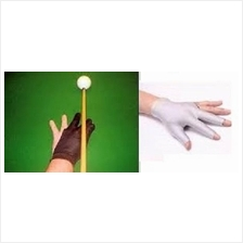 Snooker Pool GLove  (Sarung Tangan )(Increase Smooth+Accuracy) RM30