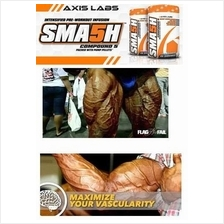 Axis Labs Smash SUper (Energy+VEIN+MUSCLE) 45 serving rm75