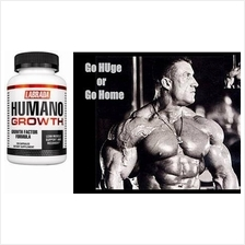 Labrada Humano Growth (HGH+MUSCLE) 120Caps RM160