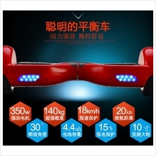 6.5inch Smart Balancing Wheel HoverBoard Samsung Battery LED Scooter
