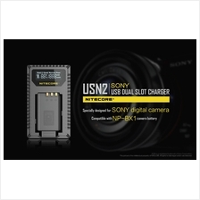 Nitecore SC2 Superb 5A Universal Charger for 14500/18350/18650/26650