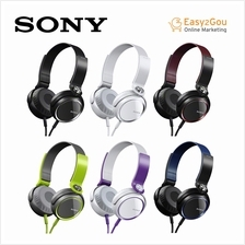 Sony MDR-XB400 Extra-Bass Headphones Earphone