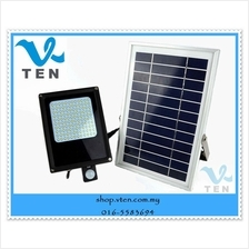Super Bright 15W Solar LED Light With Motion Sensor Waterproof