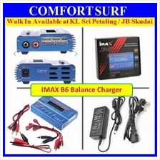 IMAX B6 80W Fast Balance Charger Discharger 1-6 Cells AC Adapter Board