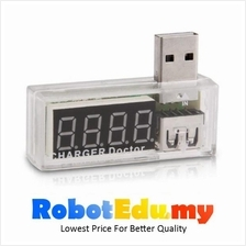 USB Voltmeter Current& Voltage Display Checker /Tester -Charger/Laptop