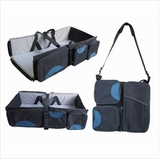 3-In-1 Baby Diaper Mummy Bag as Movement Baby Bed (KM-006006)