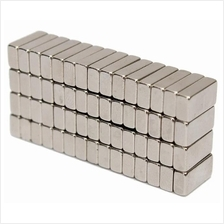 N35 10mm x 5mm x 3mm Super Strong Block Magnets Rare Earth Neodymium G