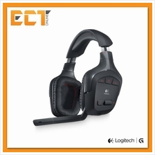Logitech G930 7.1 Surround Wireless Gaming Headset - powered by Dolby