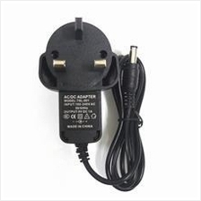 3pin Wall AC Power Adapter Charger DC 9V 1A