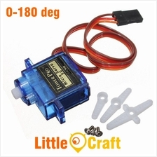 Towerpro SG90 180 Degree Gear Servo