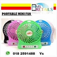 PORTABLE MINI USB FAN F95B RECHARGEABLE AIR COOLER VR BOX PINENG