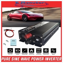 1000W 2000W 3000W DC 12v 24v to AC 220v Pure Sine Wave Power Inverter
