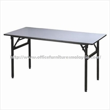 4ft Rectangular Folding Banquet Table OFM1245 petaling jaya balakong