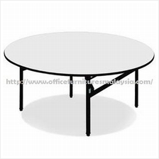 4ft Round Folding Banquet Table OFMR1212 selangor klang valley subang