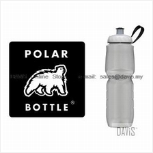 POLAR BOTTLE 24oz 700ml BPA-Free Insulated Water Bottles Made in USA