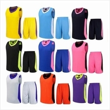 (1 set)Custom DIY Shirt With Pants Edition T-shirt Badminton/Football