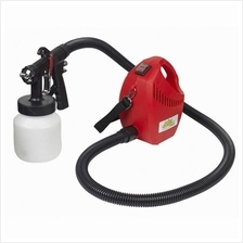 Paint Sprayer Pro Spray Gun (Red)