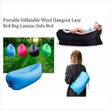 Portable Inflatable Wind Hangout Lazy Bed Bag Lamzac Sofa Bed