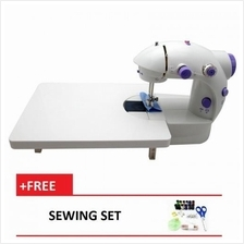 4in1 Dual Speed Portable Handheld Mini Sewing Machine +Expansion Board