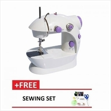 4 in 1 Dual Speed Portable Handheld Mini Sewing Machine FREE Sewing S