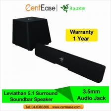 Razer Leviathan 5.1 Surround Soundbar Speaker (RZ05-01260100-R3A1)