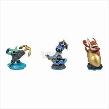 Skylanders SWAP Force Triple Character Pack: Big Bang Trigger Happy, S