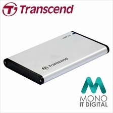 "TRANSCEND 25S3 2.5"" External Hard Drive USB 3.0 Case Housing Casing"