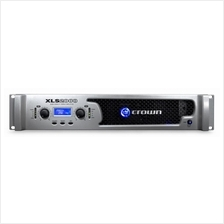 CROWN PRO POWER AMPLIFIER XLS-2000