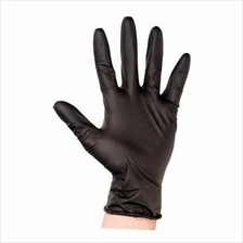 Disposable Black Gloves (20PCS) - Thick