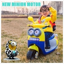 NEW MINION MOTOR SCOOTER FOR KIDS