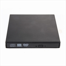 USB 2.0 External Slim DVD RW CD RW Combo Burner Drive optical DL