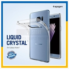 Original Spigen Liquid Crystal Case Clear Cover for Galaxy Note 7